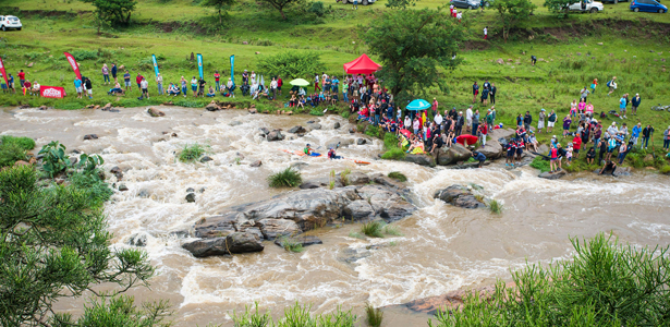 Water confirmation on eve of 2018 FNB Dusi