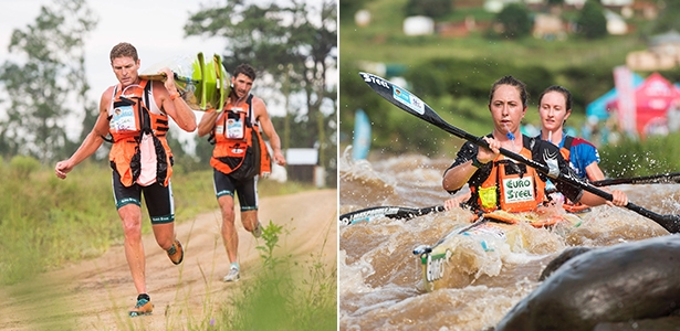 Pre-race favourites come to the fore on Dusi day one