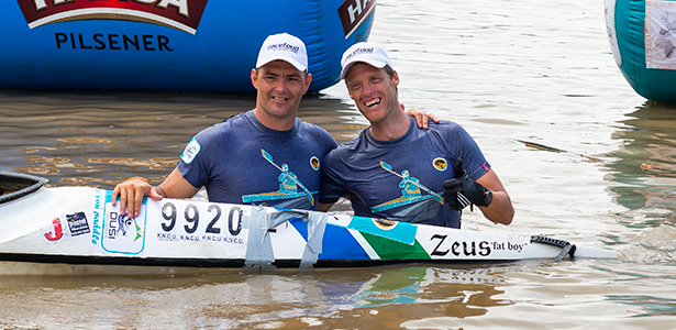 Heroic Parkin honoured with Dusi Chairman's Award