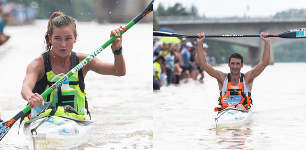 Unbelievable finish ends memorable 2019 Dusi