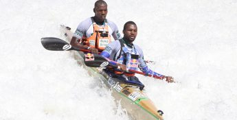 Khwela & Mbanjwa kick-start their Dusi prep