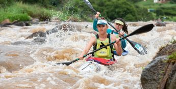 Haw sisters throw their names into the Dusi hat