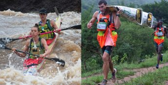 Drama-filled second stage sees a shift in Dusi power