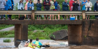 Positive paddler response after Dusi 2020