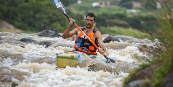 Dusi defending champions seize control on first stage
